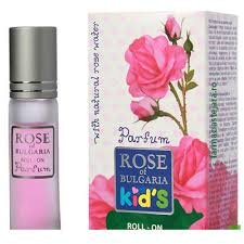 Rose of Bulgaria Parfum Roll-on pentru copii